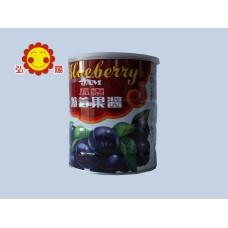 弘陽早餐食材批發弘陽食品五惠藍莓果醬藍莓醬 900g/罐 弘陽冷凍食品早餐物料供應量大來電洽詢另有優惠